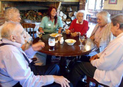 elderly care farnham
