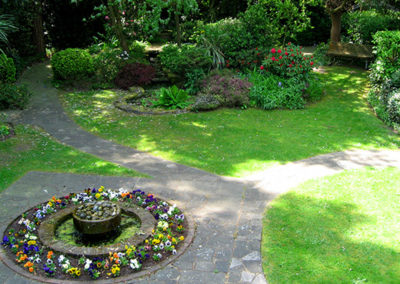 residential care home hampshire
